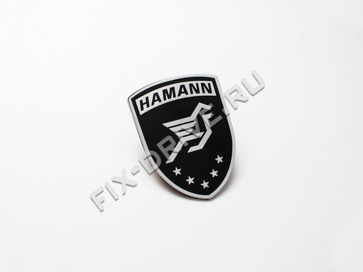 Шильд Hamann Porsche Cayenne 955