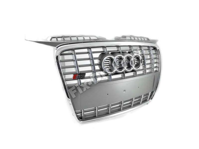 Решетка радиатора S3 для AUDI A3 8P 2008-2011