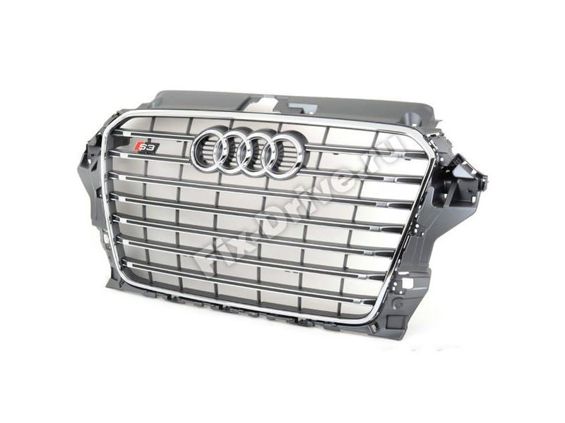 Решетка радиатора S3 AUDI A3 8V 2012+