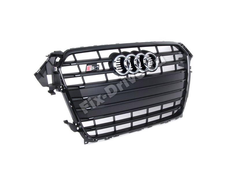 Решетка радиатора S4 AUDI A4 B8 Рестайлинг 2012-2015