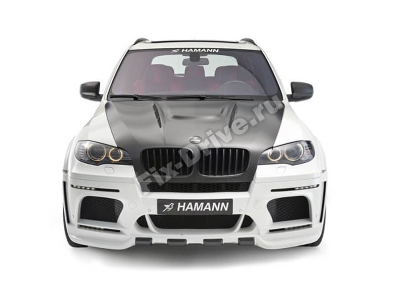 Обвес BMW X5 E70 X5M HAMANN Flash EVO M