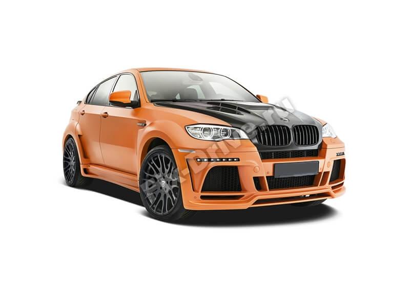 Обвес BMW X6 / X6M (E71) HAMANN TYCOON M II