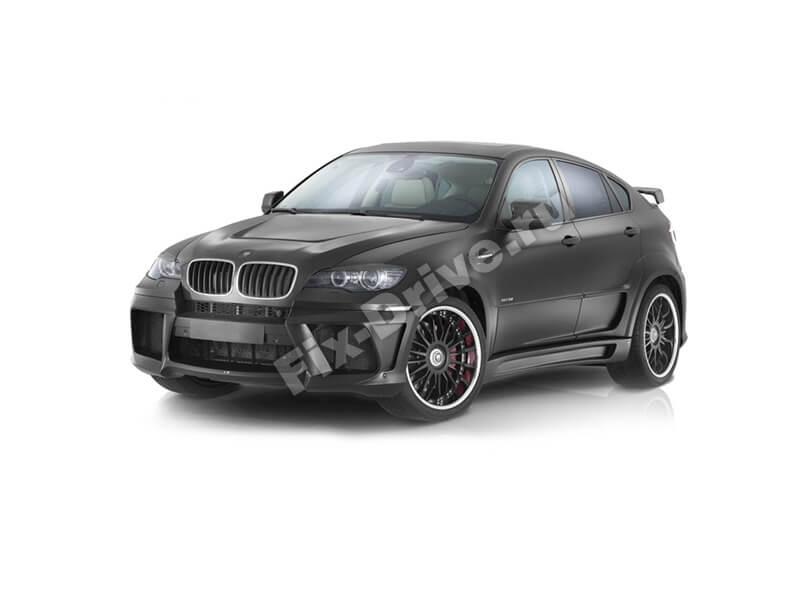Обвес BMW X6 (E71) LUMMA CLR X 650