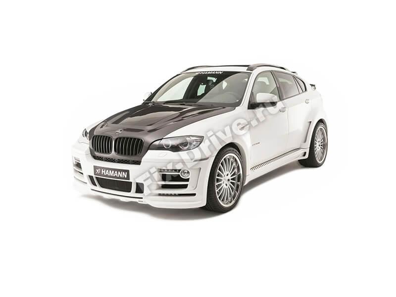 Обвес BMW X6 (E71) HAMANN TYCOON EVO