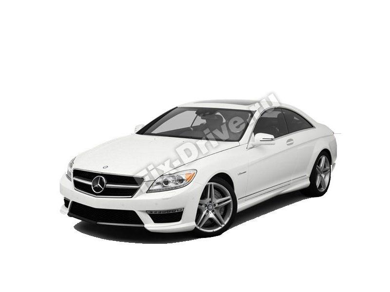 Рестайлинг CL63 AMG Mercedes-Benz CL-Class C216 2011-2013
