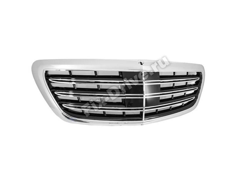 Решетка радиатора S600 / S65 AMG Mercedes-Benz S-Class W222 2013+