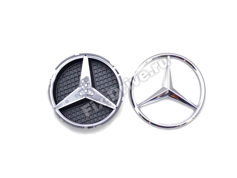 Эмблема без подсветки Mercedes-Benz G-Class W463