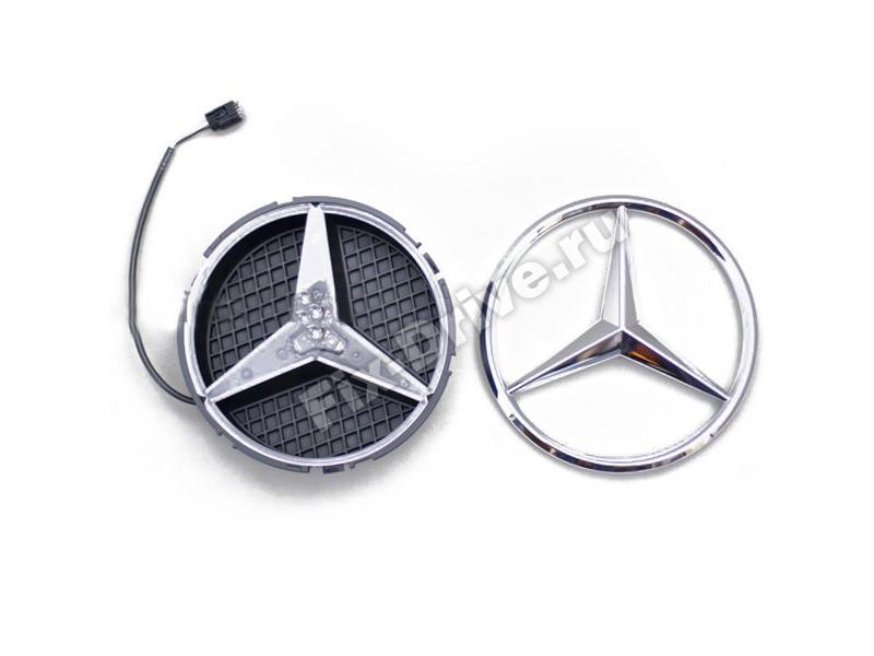 Эмблема с подсветкой Mercedes-Benz G-Class W463 2012+