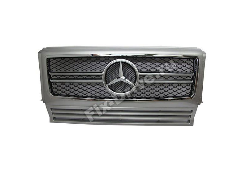 Решетка радиатора G63 AMG Mercedes-Benz G-Class W463 2012+