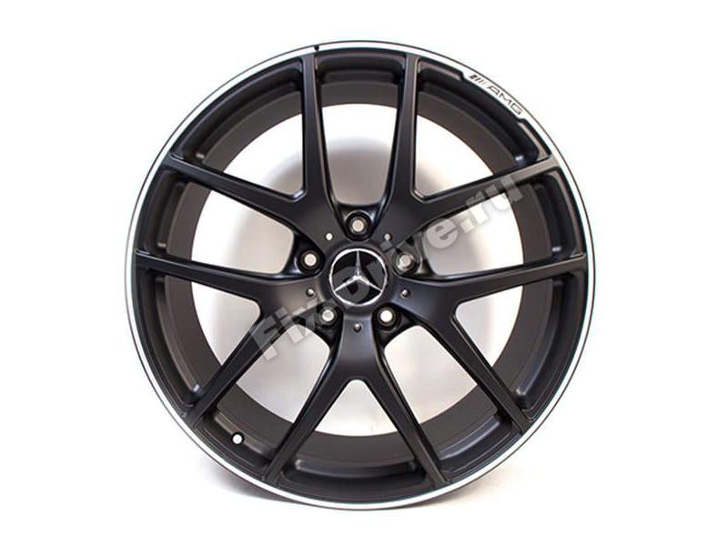 Диски R20 Edition 463 Mercedes-Benz G-Class W463
