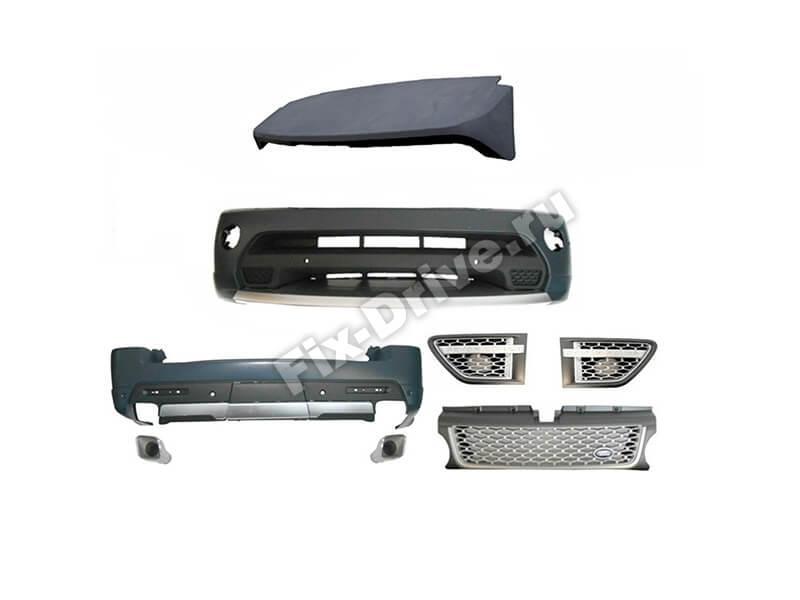 Рестайлинг обвес Range Rover SPORT L320 AUTOBIOGRAPHY 2009-2013