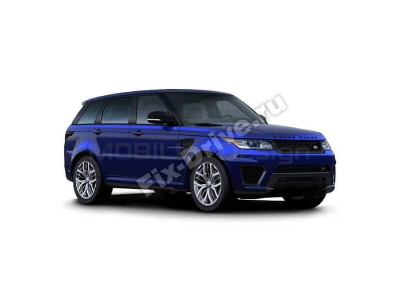 Обвес Range Rover SPORT L494 SVR
