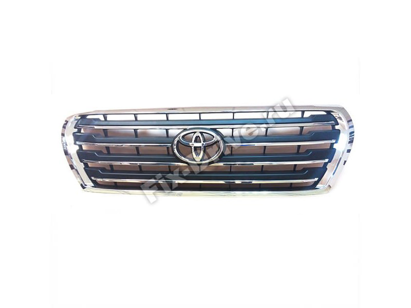 Решетка радиатора TOYOTA Land Cruiser 200 J200 2008-2011