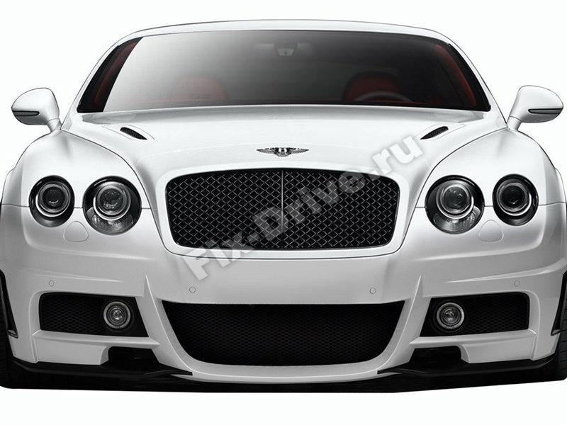 Обвес Bentley Continental GT WALD Sports Line Black Bison