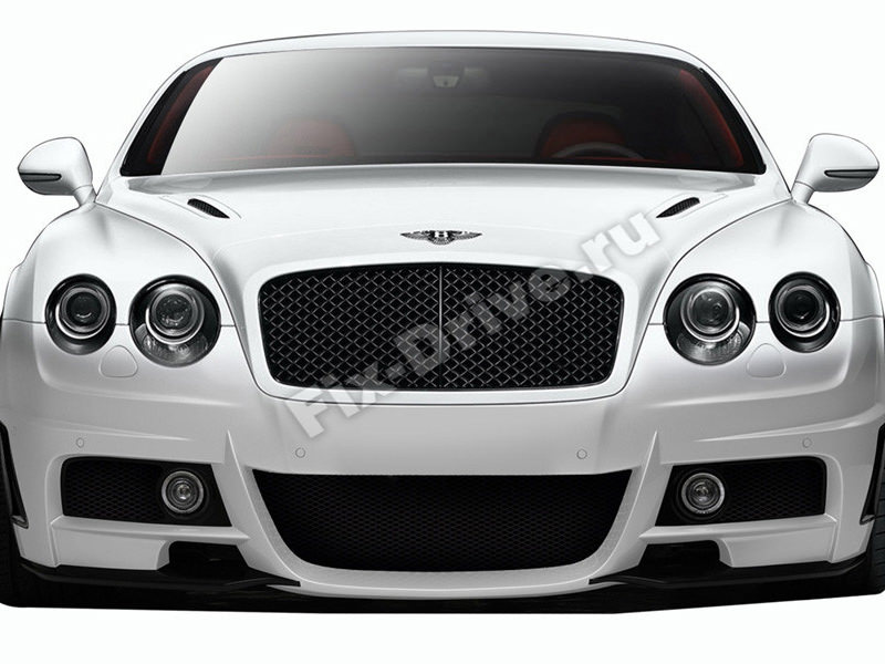 Обвес Bentley Continental GT WALD Sports Line Black Bison