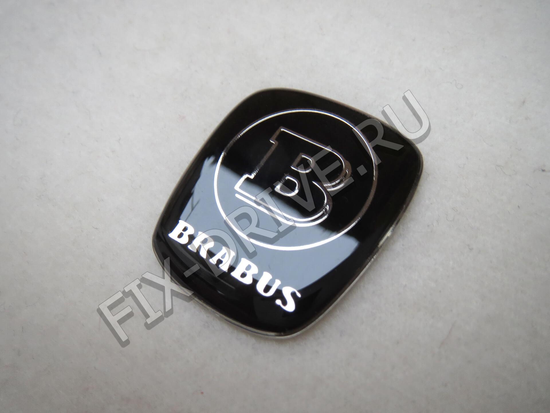 Эмблема в ручку кпп Brabus w140 S-Class