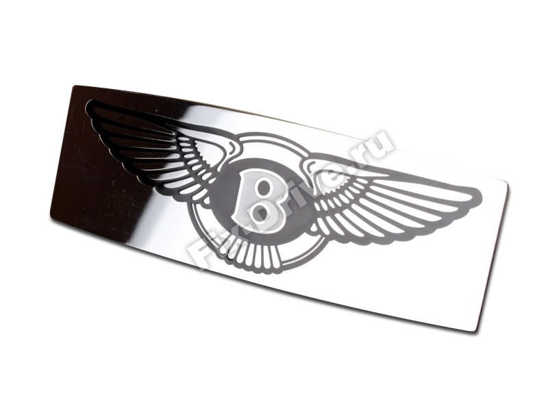 Эмблема Bentley Continental GT
