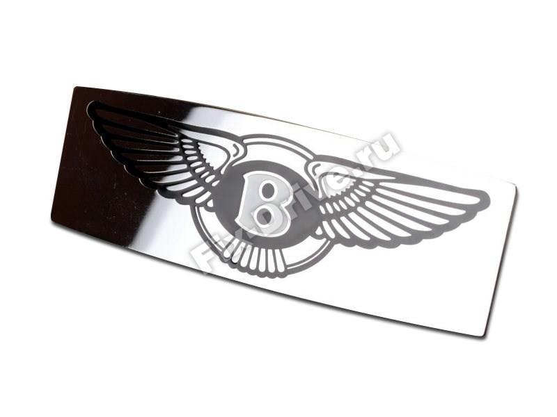 Эмблема Bentley Flying Spur