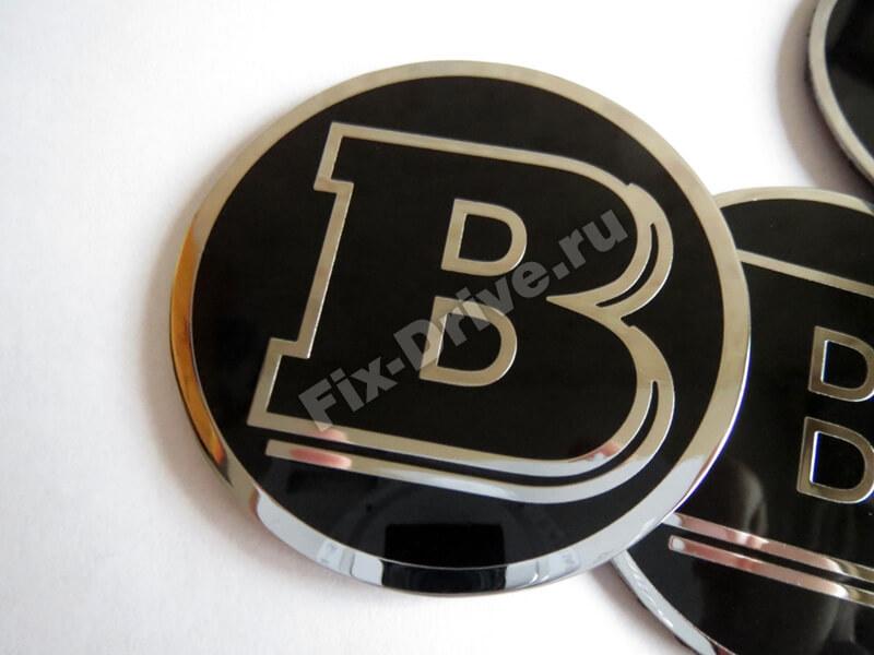 Эмблема шильд Brabus капот руль багажник Mercedes-Benz G-Class w463