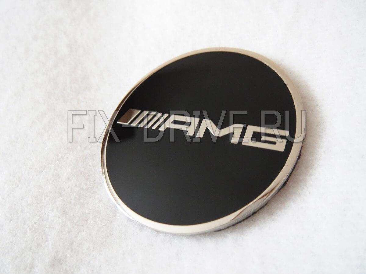 Эмблема шильд AMG капот руль багажник Mercedes-Benz E-Class w124