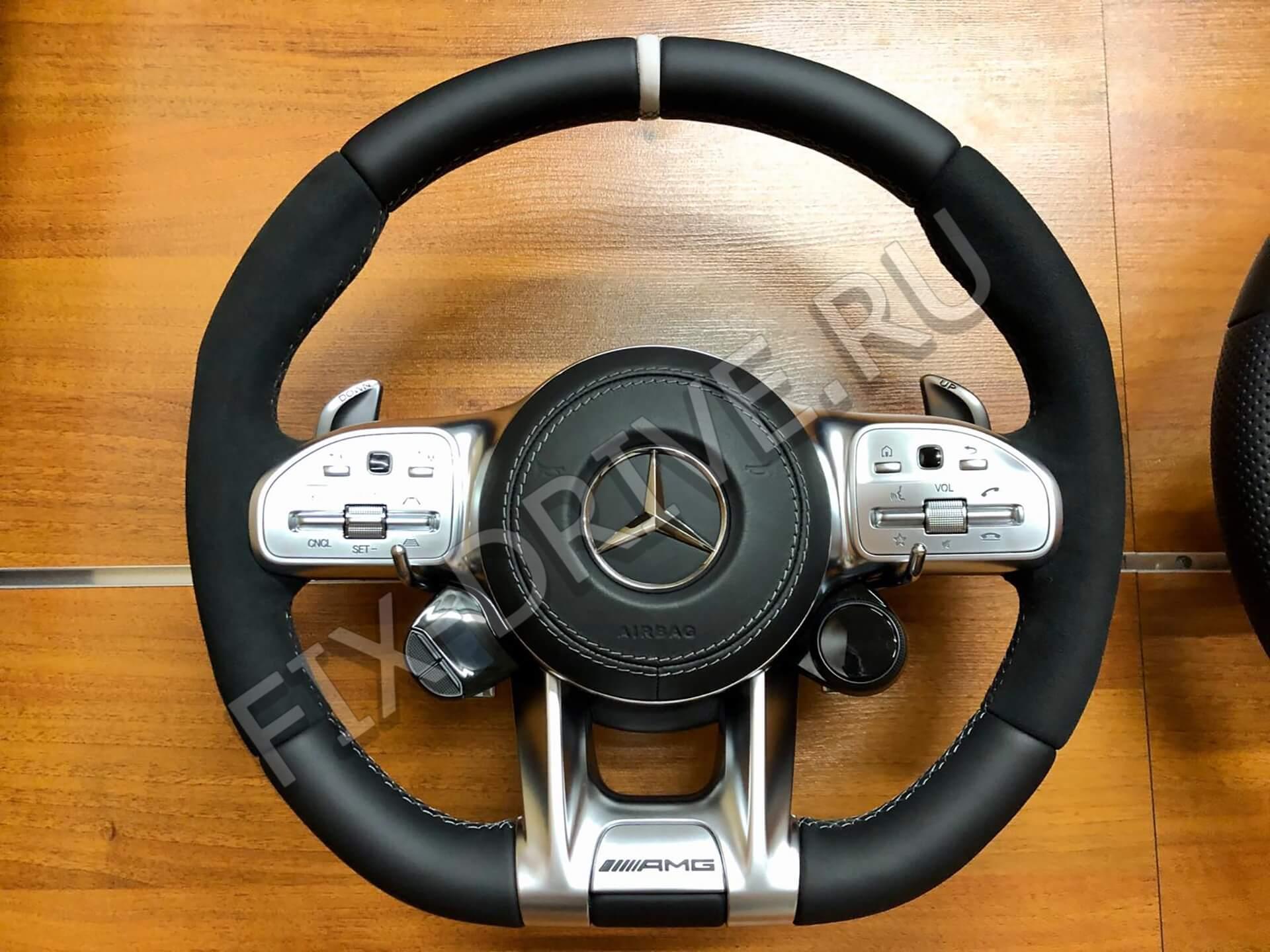 Руль рулевое колесо оригинал AMG GT W222 S-Class Mercedes