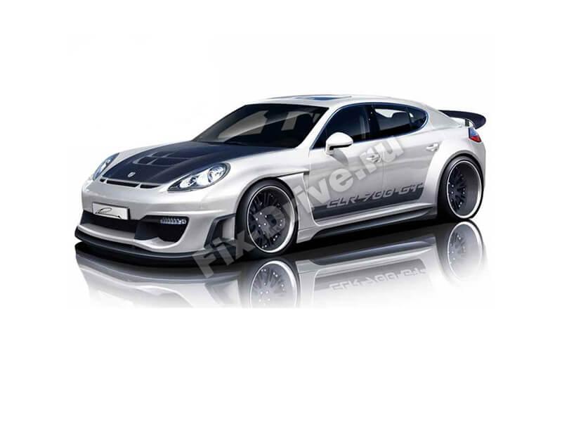 Обвес Porsche Panamera 970 LUMMA CLR 700 GT