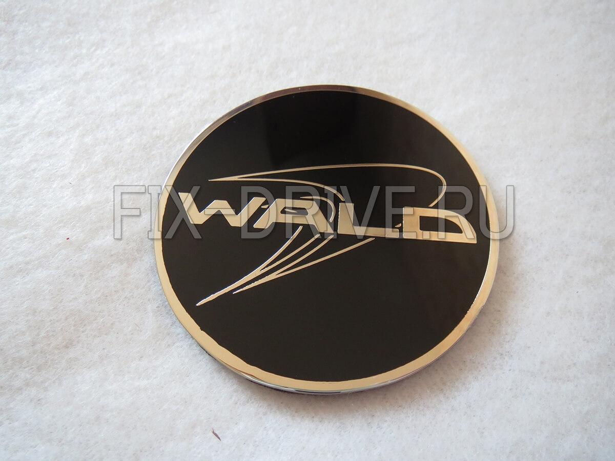Эмблема шильд WALD капот руль багажник Mercedes-Benz S-Class w140